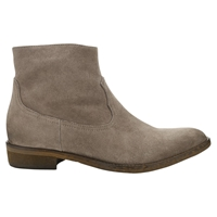 Jigsaw Frankie Suede Ankle Boots Mink