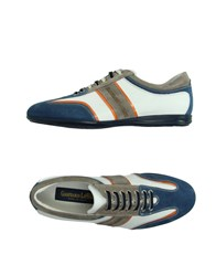 Gianfranco Lattanzi Footwear Low Tops And Trainers Men Blue