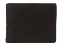 John Varvatos Bifold Wallet Chocolate Bi Fold Wallet Brown