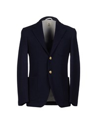 Alain Suits And Jackets Blazers Men Azure
