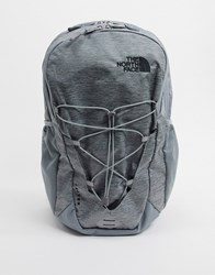 The North Face Jester Backpack In Gray