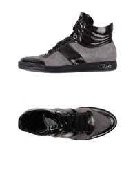 Fabi High Tops And Trainers Grey