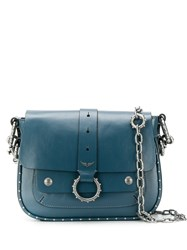 Zadig And Voltaire Kate Smooth Cross Body Bag 60