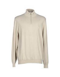 Marina Yachting Knitwear Turtlenecks Men Light Grey
