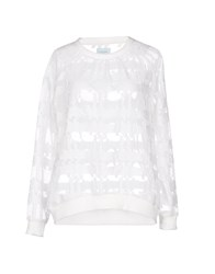 Jovonna Shirts Blouses Women White