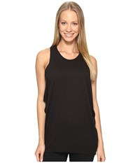 Lucy Keep Calm Tank Top Black Heather Women's Sleeveless