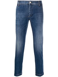 Entre Amis Slim Fit Tapered Jeans 60