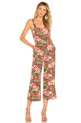 Majorelle Haven Jumpsuit Green