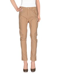 Doralice Trousers Casual Trousers Women Beige