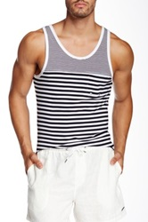 Parke And Ronen Fausto Tank Blue