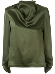 Dion Lee Twisted Long Sleeve Top 60