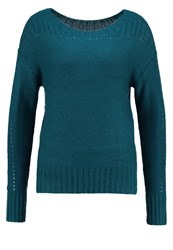 Gap Jumper Savvy Teal Petrol