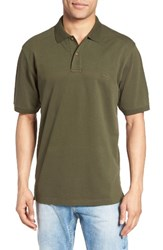 Rodd And Gunn Men's 'Devonport' Original Fit Stretch Cotton Pique Polo Olive