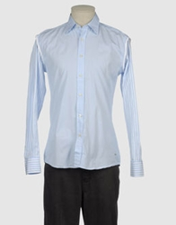 Armand Basi Long Sleeve Shirts Sky Blue