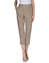 Transit Par Such Trousers Casual Trousers Women Sand