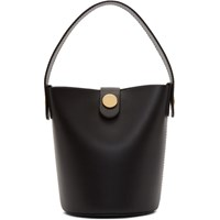 Sophie Hulme Black Nano The Swing Bag