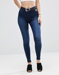 Blank Nyc Hr Skinny Jeans Not That Kind Blue