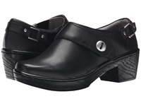 Klogs Usa Landing Black Women's Clog Shoes