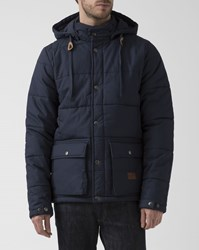 Billabong Blue Journey Technical Parka