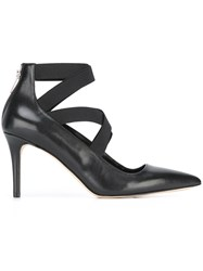 Michael Michael Kors Strappy Pumps Black