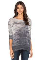 360 Sweater Pearl Crew Neck Sweater Gray