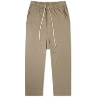 Rick Owens Drkshdw Drawstring Long Pant Brown
