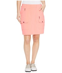 Jamie Sadock Airwear Light Weight 18 In. Skort Tutti Fruitti Women's Skort Green