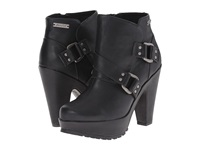 Blowfish Verena Black Delicious Pu Women's Zip Boots