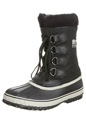 Sorel 1964 Pac Nylon Winter Boots Dunkelgrau Black