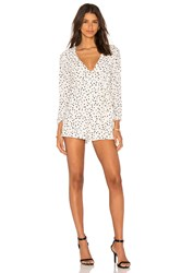 Wyldr In Your Eyes Romper Ivory