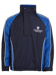 Unbranded St. Mary's School Cambridge Sports Jacket Navy