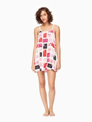 Kate Spade Chemise Love Letters