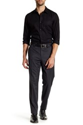 Louis Raphael Bologna Modern Tailored Fit Trouser Gray