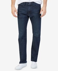 Nautica Men's Stretch Relaxed Fit Jeans Pure Dark