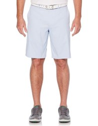 Callaway Stretch Yarn Dye Oxford Shorts Chambray
