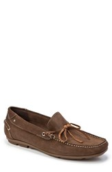 Sandro Moscoloni Andres Driving Moccasin Brown