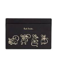 Paul Smith Year Of The Rat Cardholder Black