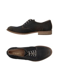 Officina 36 Footwear Lace Up Shoes