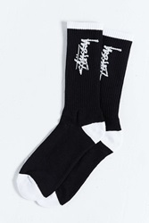 Stussy Stock Sock Black