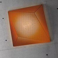Axo Light Ukiyo Square Ceiling Light