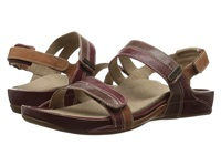 Aetrex Paraiso Sandalistas Lynco Footbed Autumn Women's Sandals Brown
