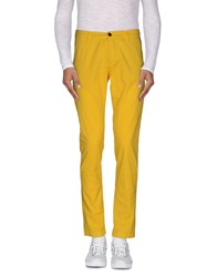 Franklin And Marshall Trousers Casual Trousers Men Yellow