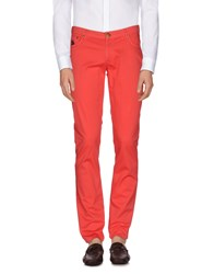 U.S. Polo Assn. U.S.Polo Trousers Casual Trousers Red