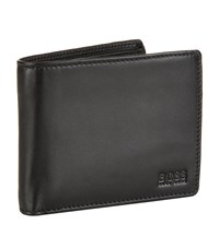 Boss Smooth Leather Wallet Unisex