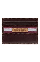 Men's Jack Mason Brand 'Tailgate Texas A And M Aggies' Card Case