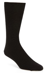 Cole Haan Men's Distorted Texture Crew Socks