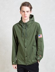 Clsc Always Ready Hooded Coach Jacket