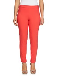 Chaus Jackie Pull On Pants Coral Crush