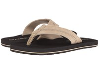 O'neill Phluff Daddy Suede Tan Men's Sandals