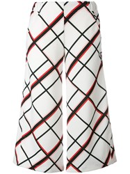 Rossignol Clea Cropped Trousers White